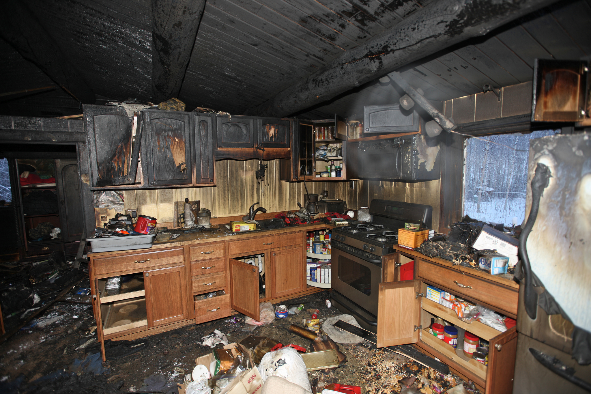 Home Fire Picture